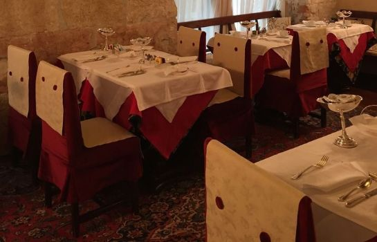 Breakfast room Hotel Gabbia d'Oro