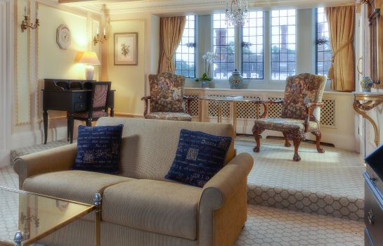 Bar del hotel Danesfield House Hotel & Spa