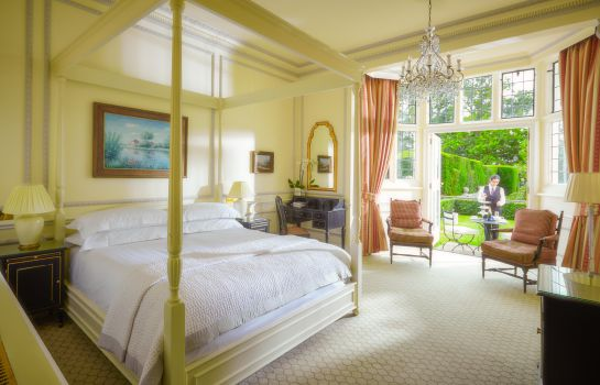 Junior suite Danesfield House Hotel & Spa