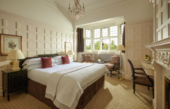 Double room (standard) Danesfield House Hotel & Spa