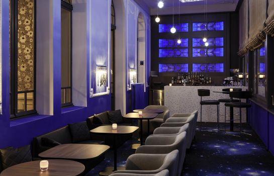 Hotelbar Hotel Royal St Georges Interlaken - MGallery by Sofitel