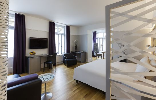 Junior-suite Hotel Royal St Georges Interlaken - MGallery by Sofitel