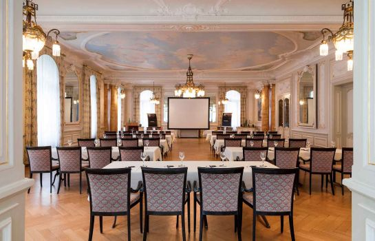 Congresruimte Hotel Royal St Georges Interlaken - MGallery by Sofitel