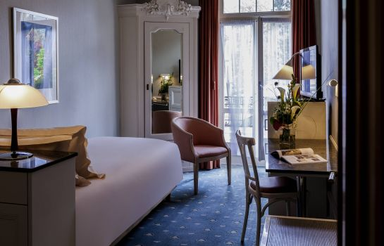 Standaardkamer Hotel Royal St Georges Interlaken - MGallery by Sofitel