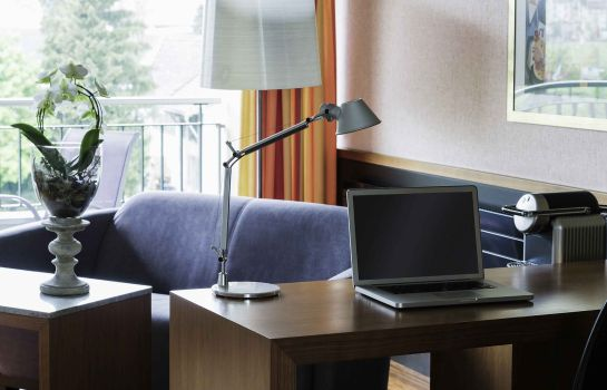 Kamers Hotel Royal St Georges Interlaken - MGallery by Sofitel