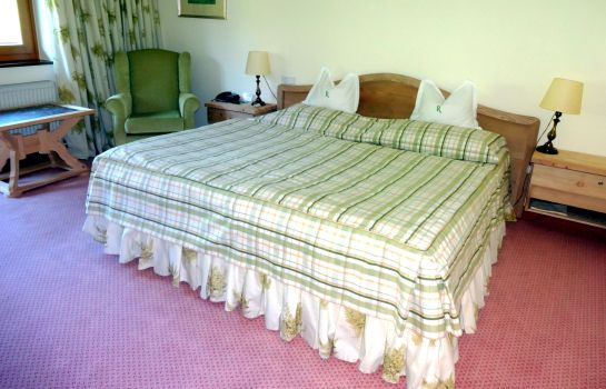 Double room (standard) Rasmushof Golf & Ski Hotel