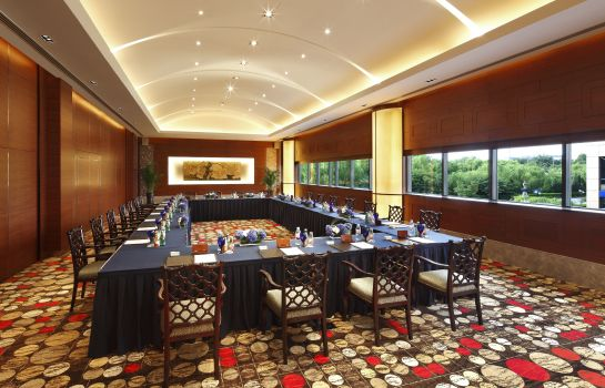Meeting room Kempinski Hotel Beijing Lufthansa Center