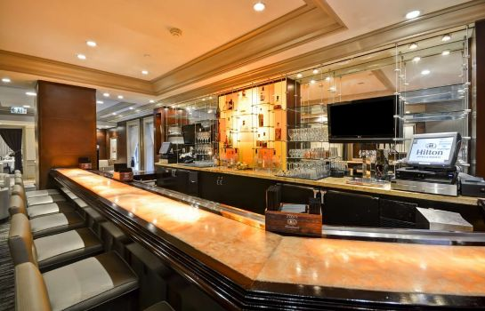 Hotelbar Hilton Checkers Los Angeles