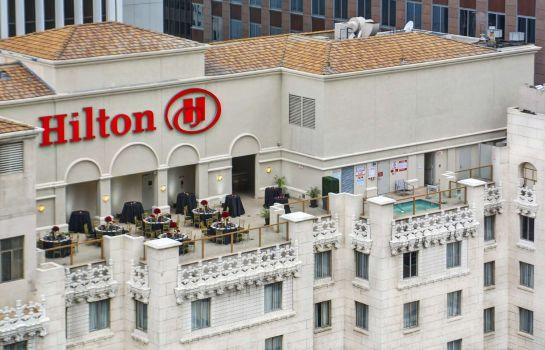 Info Hilton Checkers Los Angeles