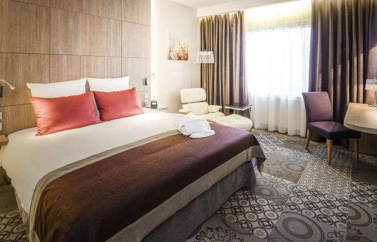 Suite Novotel Moscow Sheremetyevo Airport