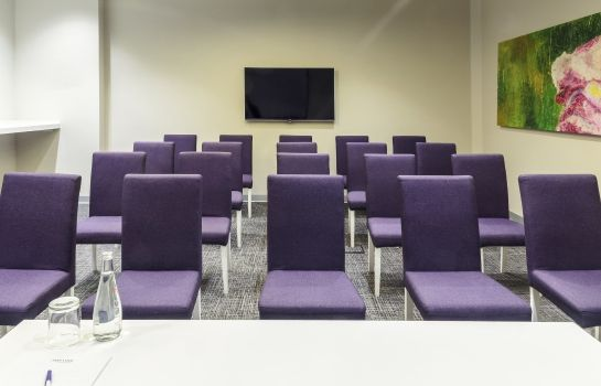 Conference room Novotel Moscow Sheremetyevo Airport