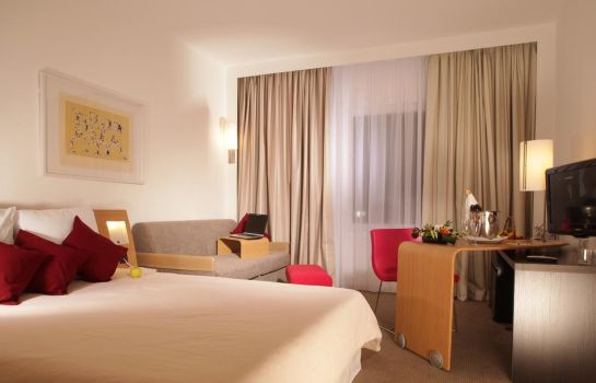 Double room (superior) Novotel Moscow Sheremetyevo Airport