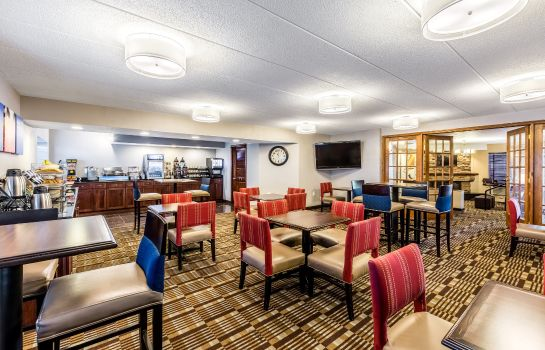 Restaurant Comfort Inn Airport