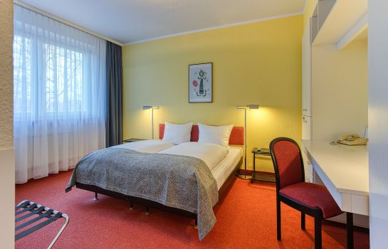 Double room (standard) Elbotel Rostock by Centro