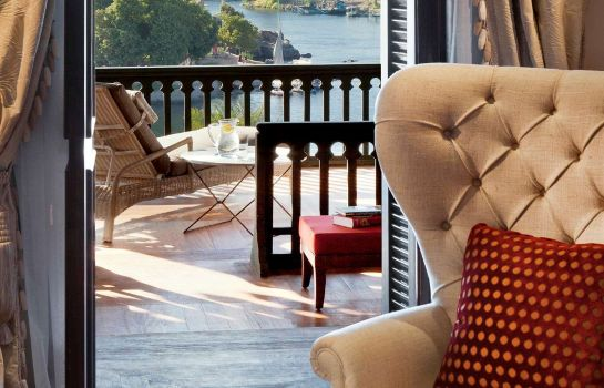Suite Sofitel Legend Old Katarakt Aswan