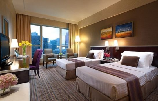Junior Suite Park Hotel Hong Kong