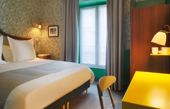 Double room (standard) Hotel Josephine by HappyCulture
