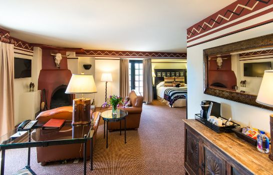 Vista interior Inn and Spa at Loretto - Destination Hotels & Resorts