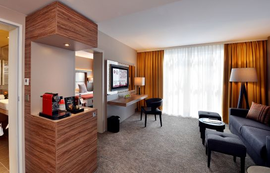 Junior Suite Best Western Plus Delta Park