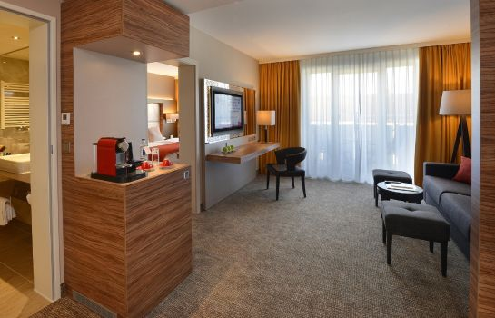 Suite Best Western Plus Delta Park