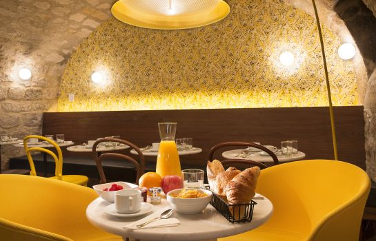 Breakfast room Hotel Josephine by HappyCulture