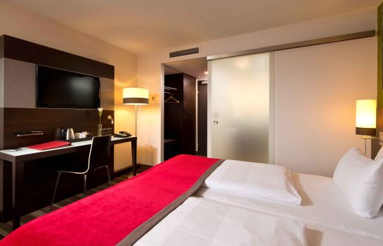 Single room (standard) Leonardo Hotel Vienna