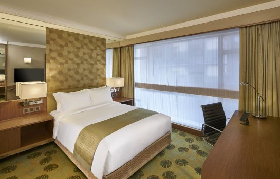 Zimmer Holiday Inn GOLDEN MILE HONG KONG