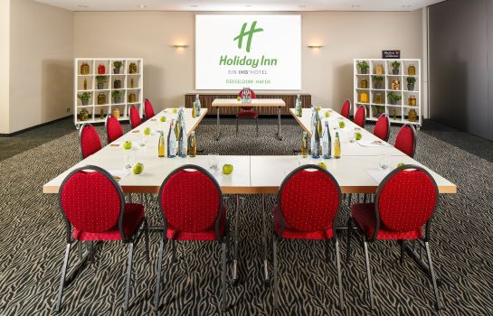 Conference room Holiday Inn DUSSELDORF - HAFEN