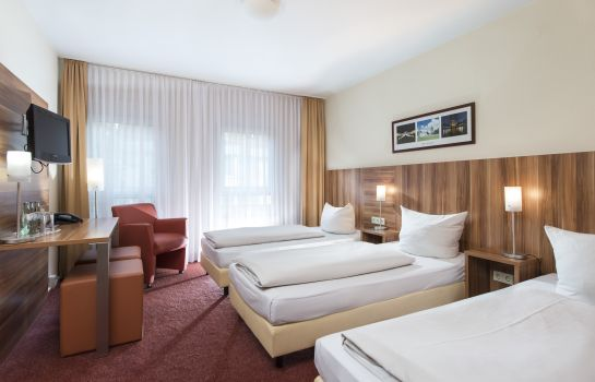 Camera a tre letti Best Western Hotel Mannheim City