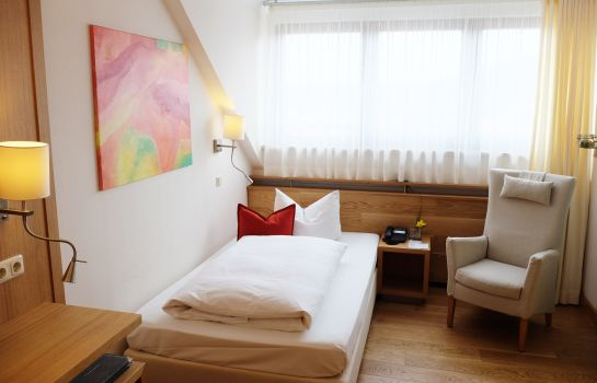 Single room (standard) Romantik Hotel Hirschen