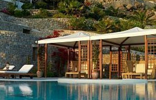 Exterior view Mykonos  a Luxury Collection Resort Santa Marina