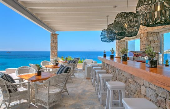 Hotel bar Mykonos  a Luxury Collection Resort Santa Marina