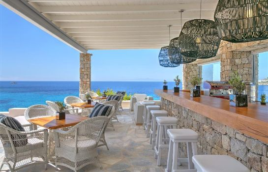 Hotel bar Santa Marina a Luxury Collection Resort Mykonos