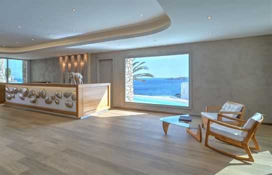 Lobby Mykonos  a Luxury Collection Resort Santa Marina
