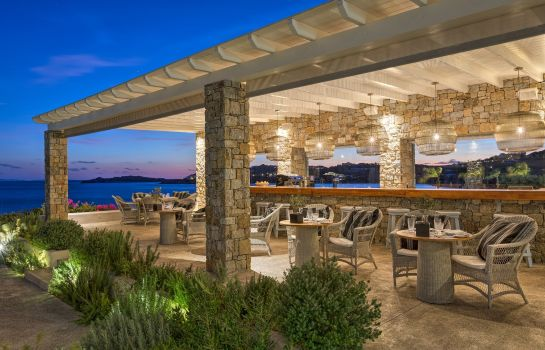 Restaurant Mykonos  a Luxury Collection Resort Santa Marina