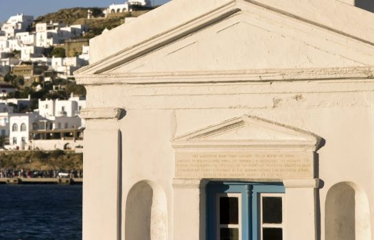 Information Mykonos  a Luxury Collection Resort Santa Marina