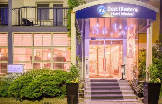 Vista exterior Best Western Windorf