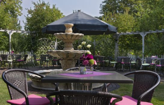 Garten Best Western Windorf
