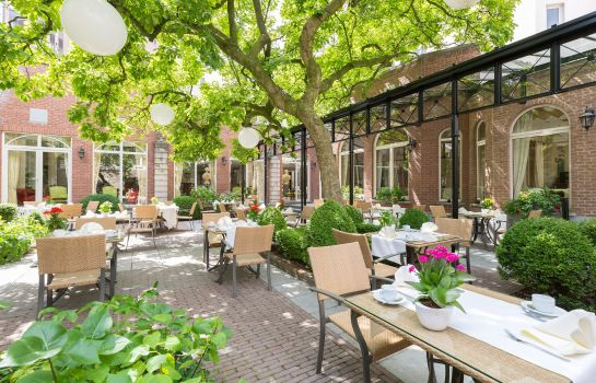 Vista esterna Stanhope Hotel Brussels by Thon Hotels