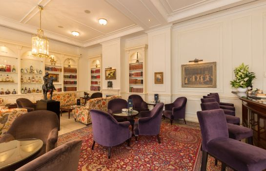Hotel bar Stanhope Hotel Brussels by Thon Hotels