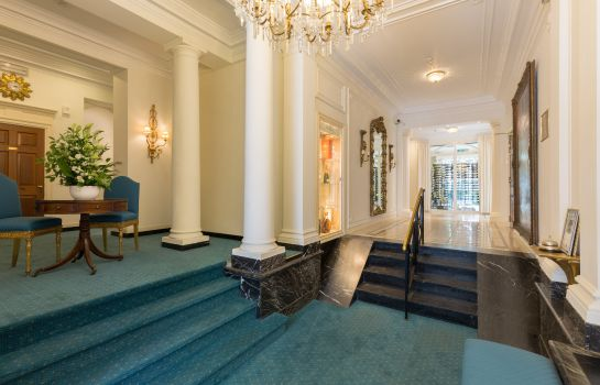 Hall Stanhope Hotel Brussels by Thon Hotels