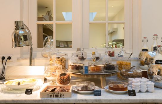 Restaurant Stanhope Hotel Brussels by Thon Hotels
