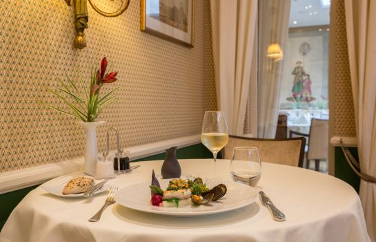 Ristorante Stanhope Hotel Brussels by Thon Hotels