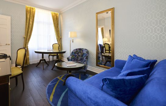 Suite Stanhope Hotel Brussels by Thon Hotels