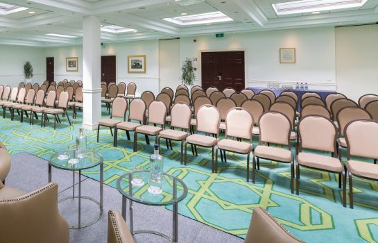 Conference room Stanhope Hotel Brussels by Thon Hotels