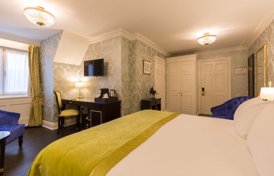 Kamers Stanhope Hotel Brussels by Thon Hotels