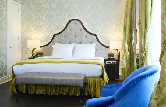 Room Stanhope Hotel Brussels by Thon Hotels