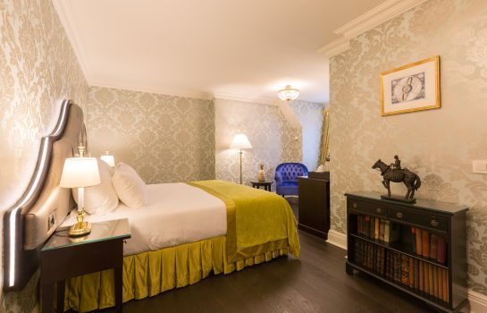 Camera Stanhope Hotel Brussels by Thon Hotels