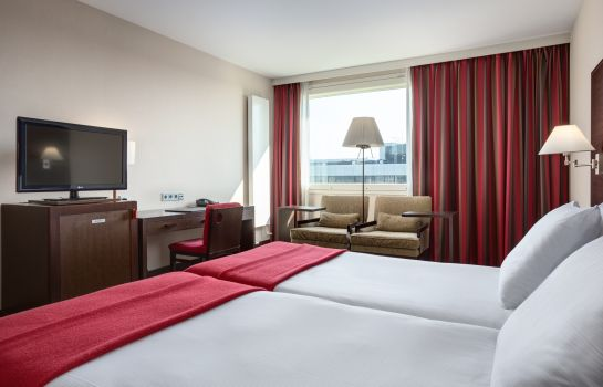 Double room (standard) NH Amsterdam Schiphol Airport