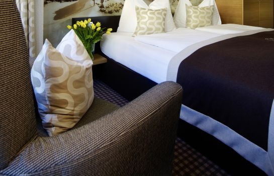 Chambre double (confort) Innsbruck Hotel